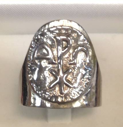 1656 Sterling Silver Ring  Made In Italy