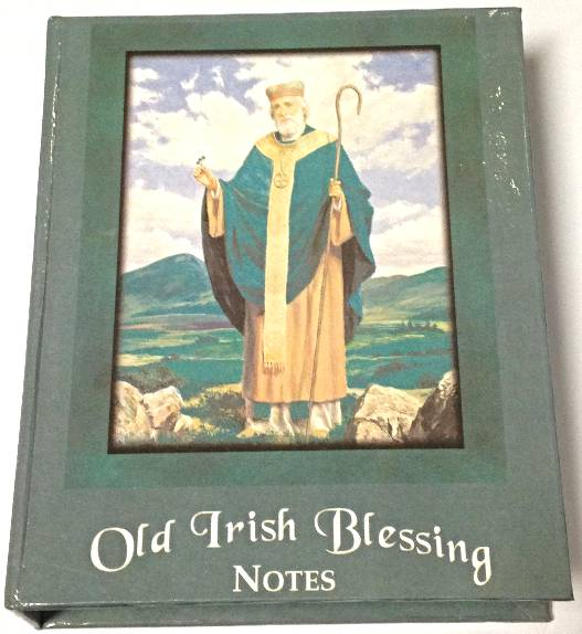%27An Old Irish Blessing%27 Notes