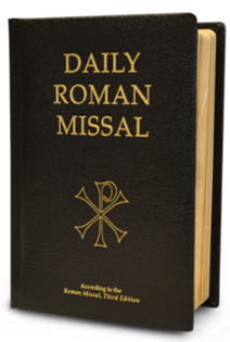 Daily Roman Missal missal, annual, church liturgy,978-1-936045-58-7