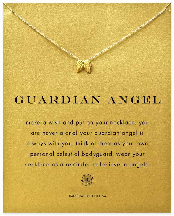 Guardian Angel Wings Necklace, Gold Dipped 844923021069, angel necklace, angel wing necklace, guardian angel jewelry, guardian angel necklace, angel jewelry, angel keepsake, memorial gift, angel wings gift, remember loved one, death gift, grief gift, angels among us