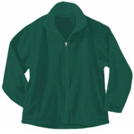 Hunter Full Zip Fleece Jacket 1/2 zip, uniform fleece, fleece jacket, fleece pullover, quarter zip, 1/4 zip, uniform jacket