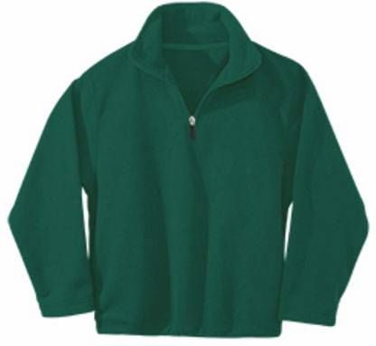 Hunter Quarter Zip Fleece Pullover 1/2 zip, uniform fleece, fleece jacket, fleece pullover, quarter zip, 1/4 zip, uniform jacket