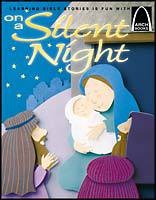 On A Silent Night-Arch Books christmas book, childrens book, christmas gift, seasonal gift, seasonal book, arch books, 9780570075684,978-0-57007-568-4, 591537