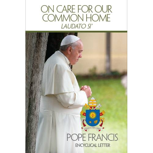 On Care For Our Common Home, Laudato Si%27 papal book, pope francis, encyclical, letter, 978-1-60137-502-5,9781601375025