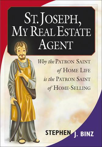 St Joseph, My Real Estate Agent home sale kit, home sale book, st joseph book, saint joseph book, st joseph real estate, real estate book, st joseph prayer, prayer book saint joseph, prayer book st joseph