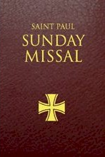 St. Paul Sunday Missal missal, annual, church liturgy, 72237, sunday missal