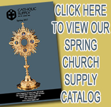 2017 Catholic Supply Church Supply Supplement