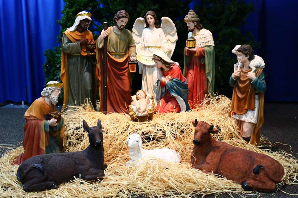 Outdoor Christmas Nativity Sets For Sale