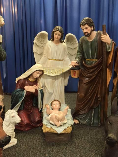 Christmas Nativity Set Indoor
