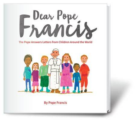 Dear Pope Francis, The Pope Answers Letters from children from Around the World Pope Francis USA 2015 Visit Commemorative Keepsake, papal book, pope francis book, pope book, francis book, letters to pope francis, write letter to pope, papal visit 2015, pope francis papal visit usa, us papal visit, pope francis us papal visit, papal visit keepsakes, papal visit gifts, 2015 pope francis papal visit keepsakes, 2015 pope francis usa keepsakes