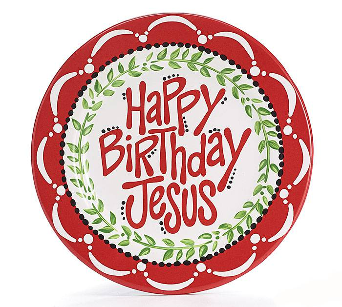 Clipart name happy birthday jesus