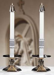 Way of the Cross™ Complementing Altar Candles Way of the Cross™ Complementing Altar Candles,79952602,79955602,79958502,79959502