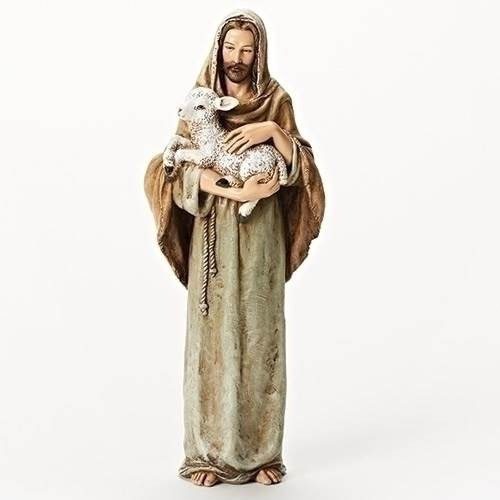 10 Quot Good Shepherd Statue