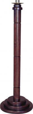 1137 Paschal Candle Stick church furniture, church goods, furniture, wood furniture, candle stick,1137