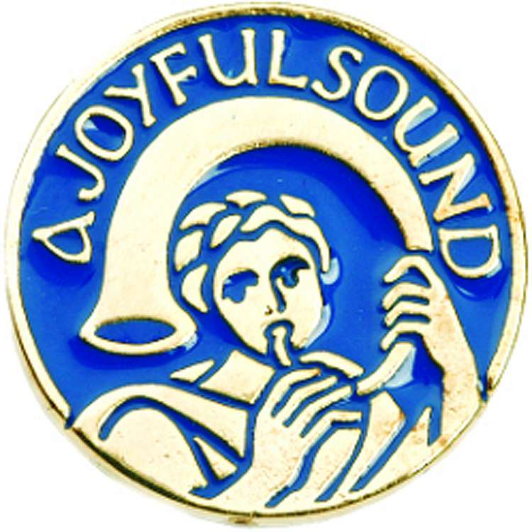 A Joyful Sound Lapel Pin