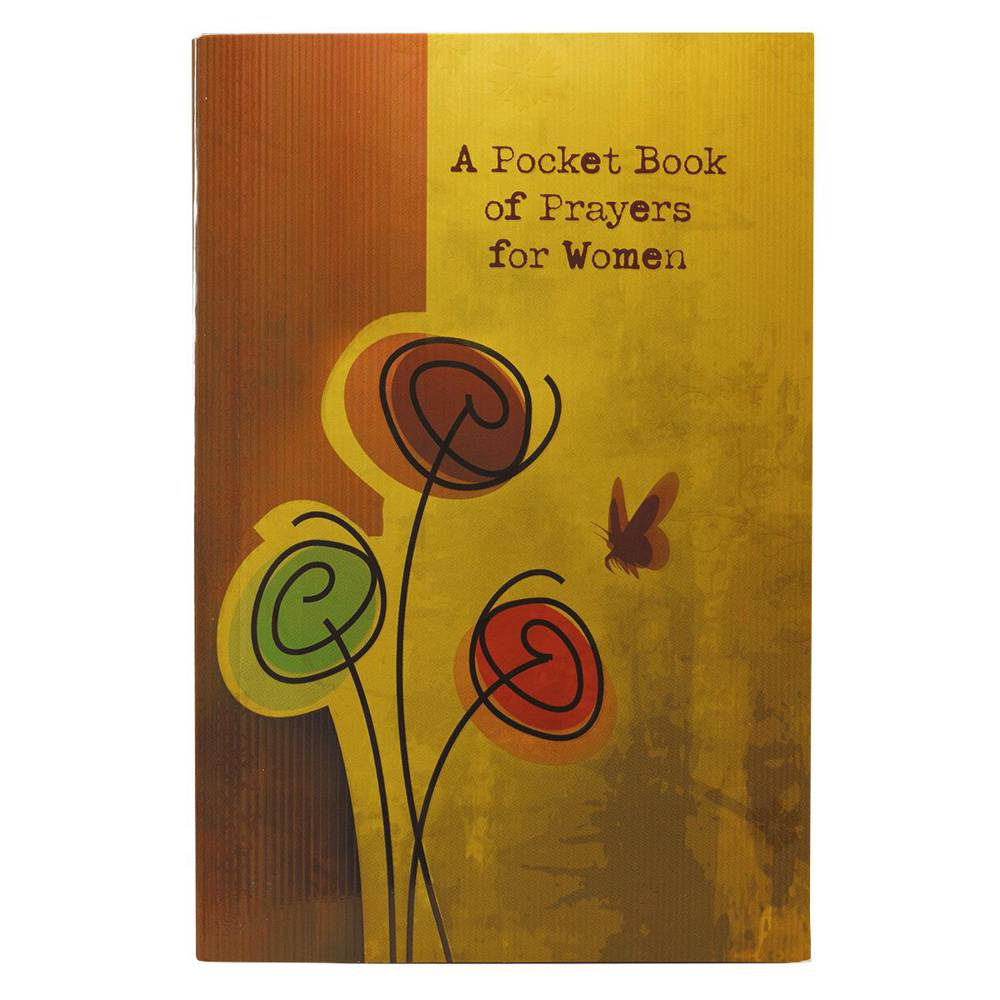 A Pocketbook of Prayers for Women book, prayer book, religious book, sacramental gift, PB006, women gift, sister gift, grandmother gift,