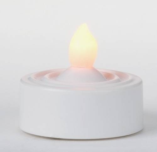 Battery Operated Tea Light Votive Candle tea light, battery tea light, disposable candle, led light, home decor, flame free candle, 19180