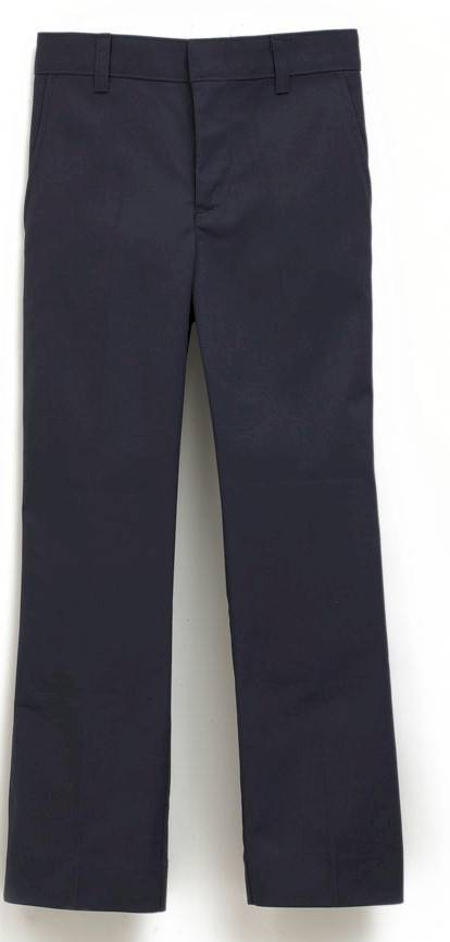 Boys %27Tom Sawyer%27 Flat Front Pants Navy  boys pants, school pants, navy pants, regular, slim, husky, uniform pants, pleated pants, school uniforms, 1268 JR, 1268BR, 1268BS, 1268HK