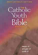 Catholic Youth Bible NRSV youth bible, youth prayer book, youth gift, boy gift, girl gift, confirmation gift, sacramental gift, prayers, scripture readings, faith inspired, bible, religious books, inspirational reading, youth prayers