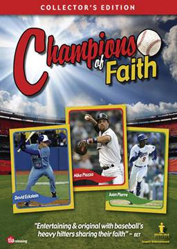 Champions Of Faith DVD sport gift, sport dvd, faith and sports, boy gift, girl gift, christmas gift, fathers day gift, grandparents gift, birthday gift, first communion gift, sacramental gift, reconciliation gift,