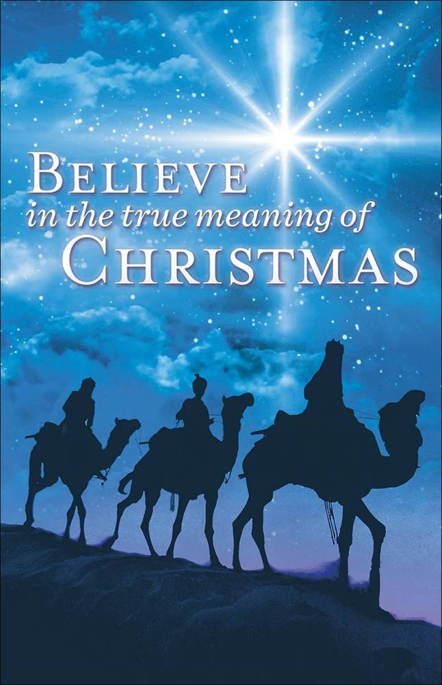 Christmas Bulletin-3 Wisemen bulletin, christmas, wisemen, church supplies, stationary, 2925