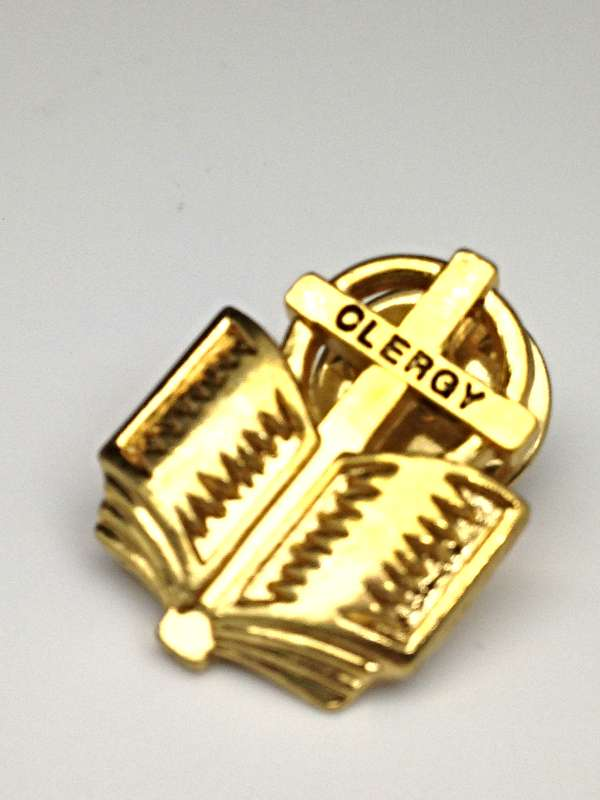 Clergy Lapel Pin/25PK