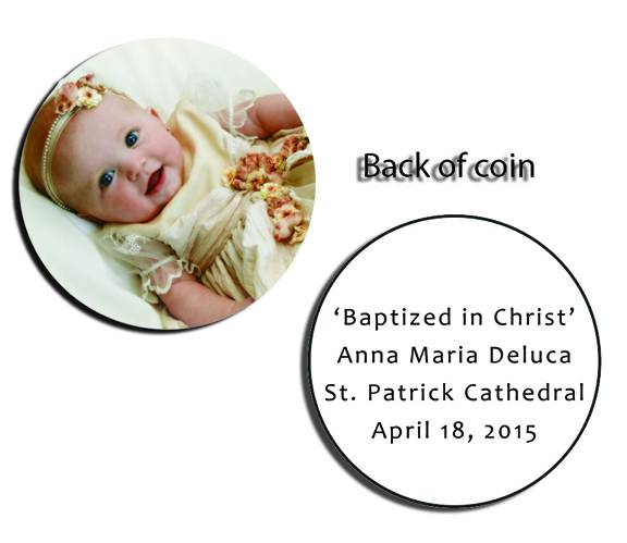 Custom Pocket Tokens Custom Retreat Pocket Tokens, custom pocket coins, retreat gifts, retreat favors, luke 18, acts, chrp, parish retreat keepsake, parish retreat favors