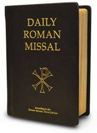 Daily Roman Missal missal, annual, church liturgy, 978-1-936045-60-0