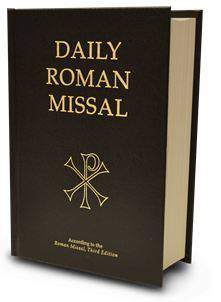 Daily Roman Missal missal, annual, church liturgy, 978-1-936045-56-3
