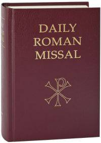 Daily Roman Missal  missal, annual, church liturgy, 9781594171512