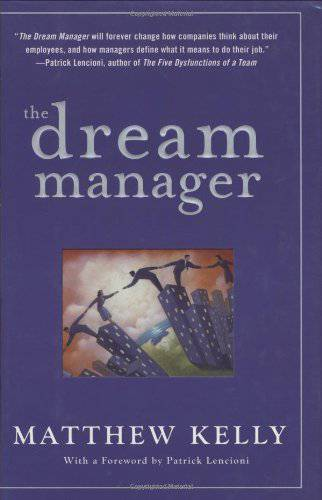 The Dream Manager, Hardcover 978-1401303709, 9781401303709