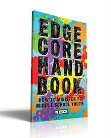 Edge Core Handbook core handbook , edge handbook, teen group, youth prayer book, youth gift, boy gift, girl gift, confirmation gift, sacramental gift, prayers, scripture readings, faith inspired, bible, religious books, inspirational reading, youth prayers