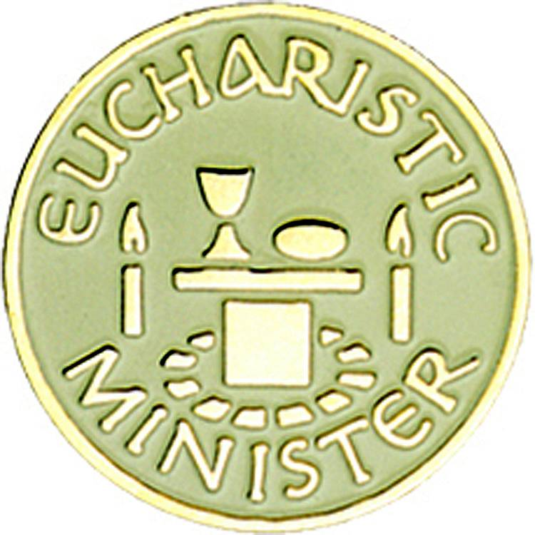 Eucharistic Minister Lapel Pin lapel pin, eucharistic minister pin, liturgical pin, 23500