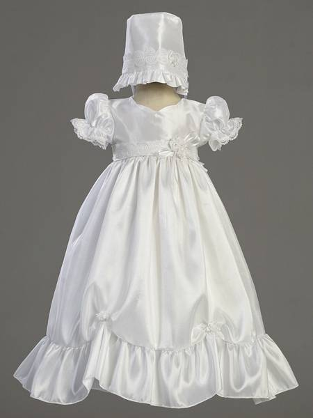 %27Farrah%27 Christening Taffeta Gown christening gown, christening dress, baptism gown, baptism dress, girl baptism, special occasion, christening outfit, chrsitening apparel, baptism outfit, baptism apparel