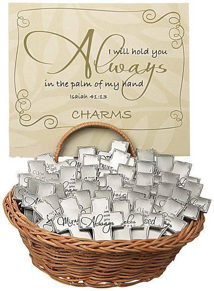 Assorted Prayer Pocket Tokens