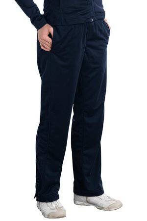 Navy Track Pants, Ladies, No Logo sweatpants, fleece pants, ladies pants, ladies sweats