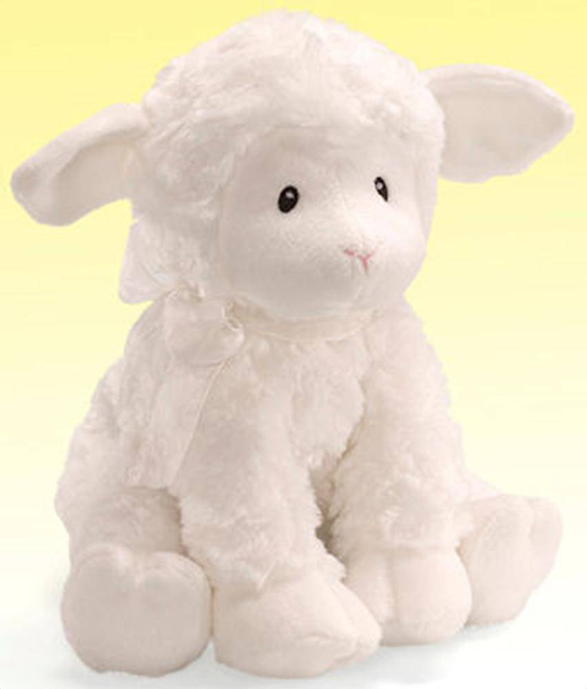 "Lena Musical Plush 10"" Lamb"