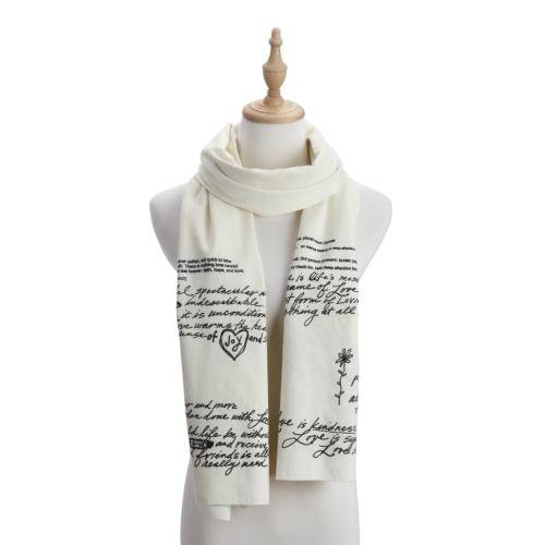 Love Inspirational Scarf