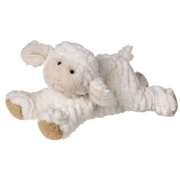 "Lovey Lamb 10"" Lovey Lamb, plush lamb, plush lamb toy, lamb doll, baby lamb"