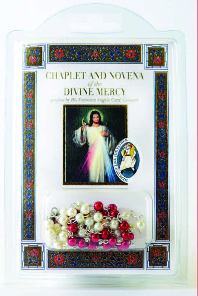 Official Year of Mercy Chaplet w/Book