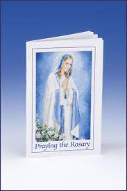 Pray The Rosary: Expanded Edition How To Say The Rosary Pamphlet, how to pray the rosary, rosary instructions