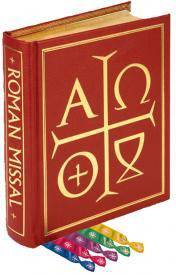 Roman Missal (DELUXE ALTAR EDITION) missal, annual, church liturgy, 55/13