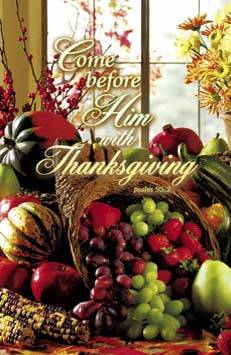 Thanksgiving Bulletin bulletin, thanksgiving, church, stationary, 9630