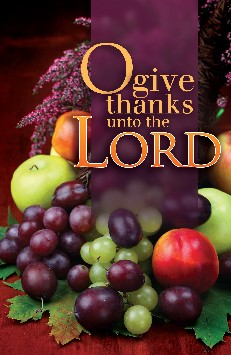 Thanksgiving Bulletin bulletin, thanksgiving, church, stationary, 2556