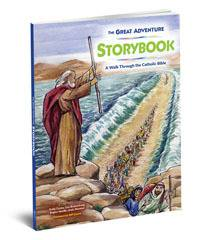 The Great Adventure Storybook childrens book, bible storybook, childs book, stories, bible stories, sunday school book, 9781945179105, 978-1-94517-810-5