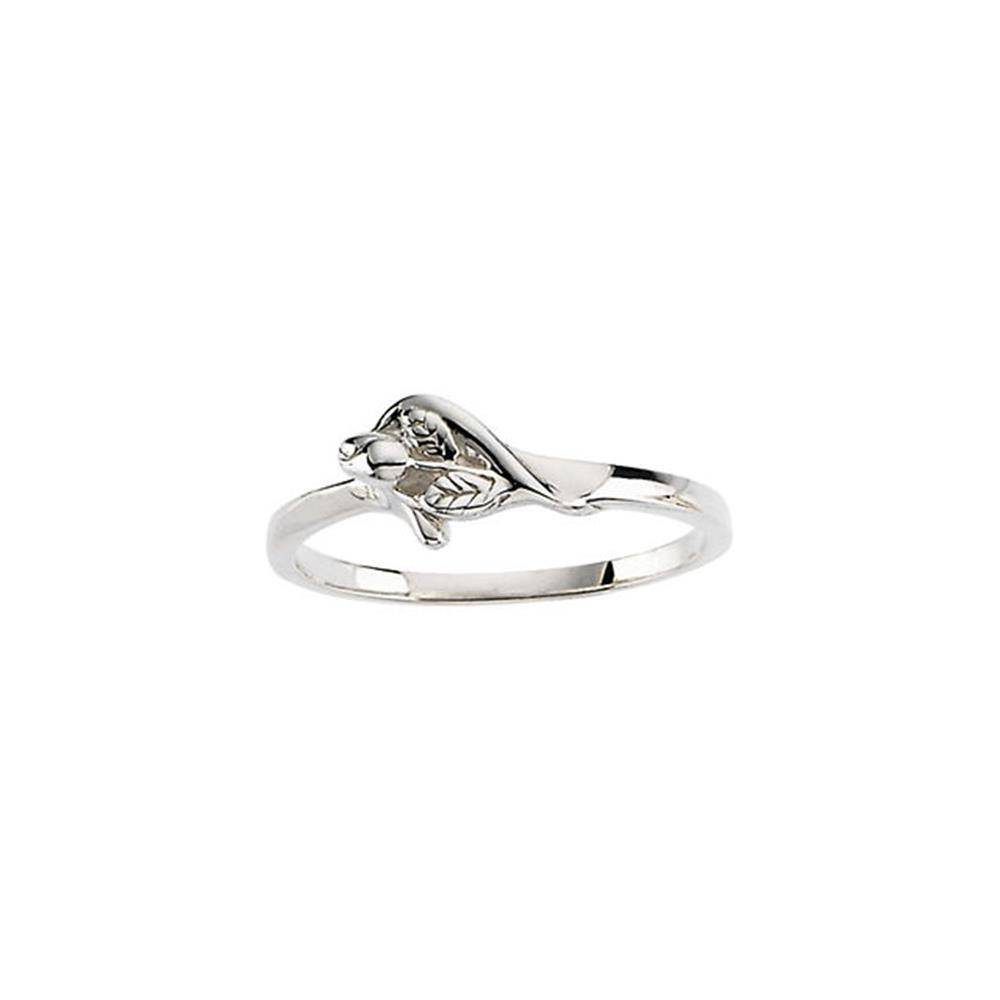 The Unblossomed Rose™ Purity Ring purity ring, true love waits, chastity ring,
