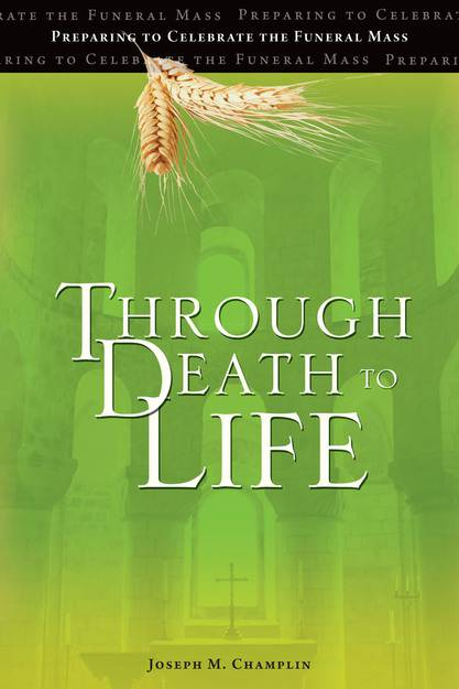 Through Death to Life prayer book, greif book, greif prayers, mourning book, memorial book, prayer book,1594712832