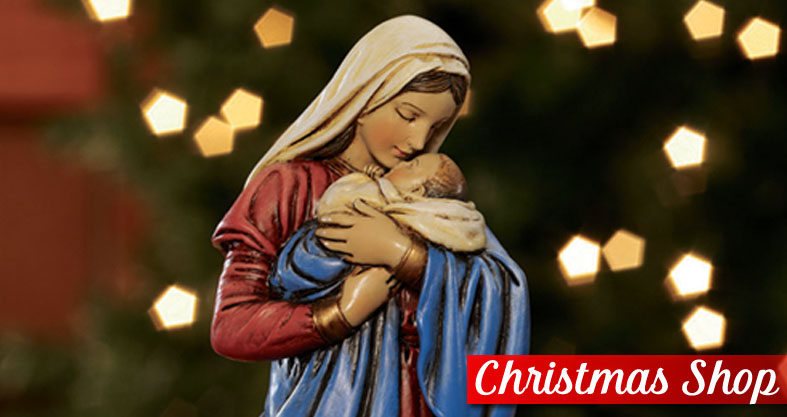 religious christmas gifts and home decor