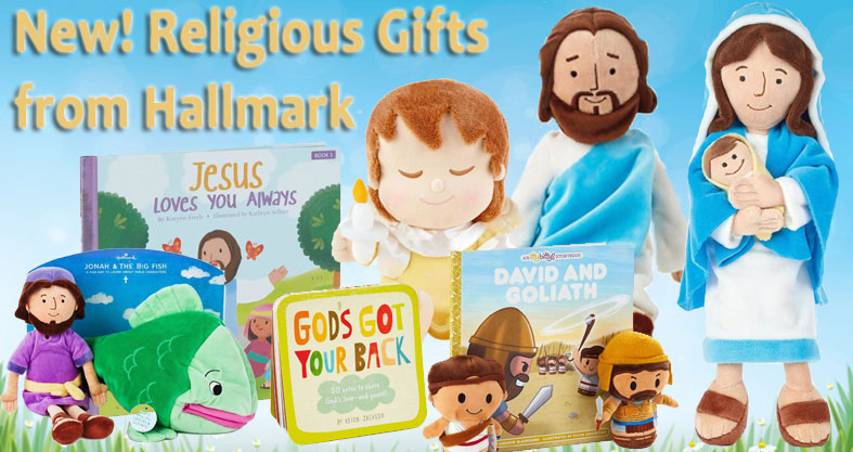 Religious Gifts from the Hallmark Brand