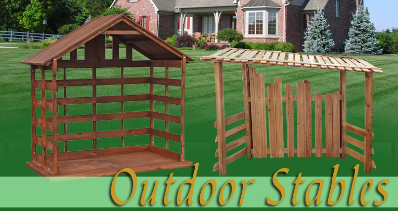 OUTDOOR STABLES